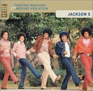 Dancing Machine-Moving Violation album cover