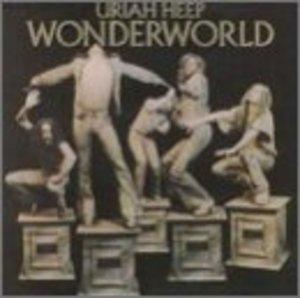 Wonderworld (Exp) album cover