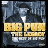 The Legacy: The Best Of Big Pun album cover