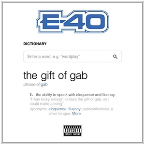 The Gift Of Gab album cover