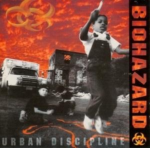 Urban Discipline album cover