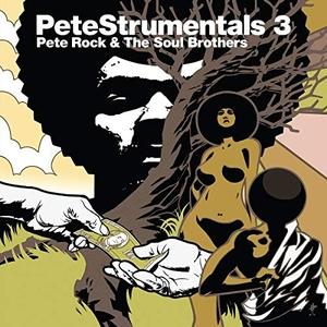 PeteStrumentals 3 album cover