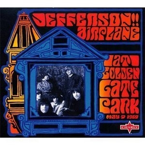 At Golden Gate Park May 7, 1969 album cover