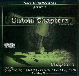 Untold Chapters: Chapter 1 album cover