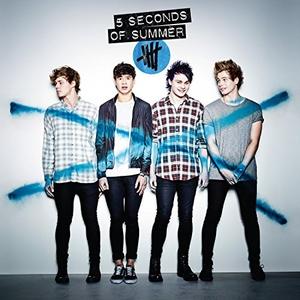 5 Seconds Of Summer album cover