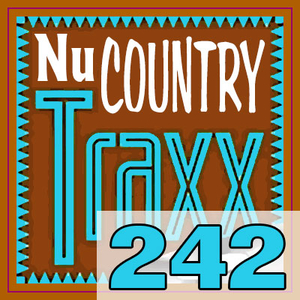 ERG Music: Nu Country Traxx, Vol. 242 (June 2019) album cover