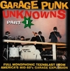 Garage Punk Unknowns: Part 1 album cover