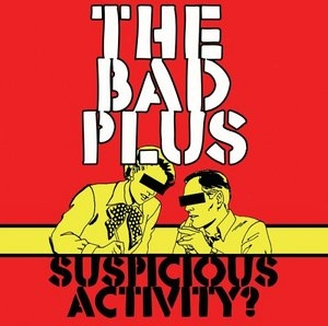 Suspicious Activity album cover