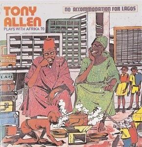 No Accomodation For Lagos~ No Discrimination album cover