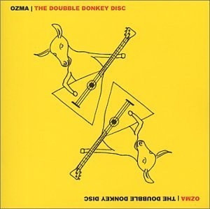 The Doubble Donkey Disc album cover