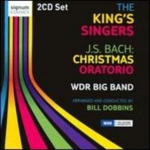 J.S. Bach: Christmas Oratorio album cover