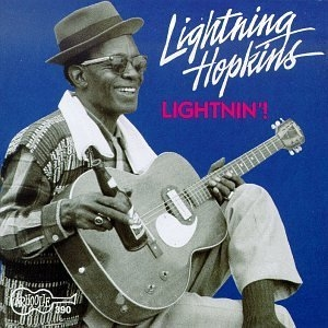 Lightnin'! (Arhoolie) album cover