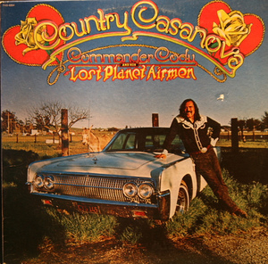 Country Casanova album cover