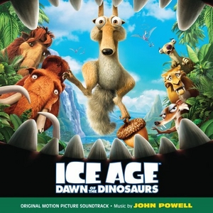 Ice Age: Dawn Of The Dinosaurs (Original Motion Picture Soundtrack) album cover