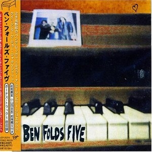 Ben Folds Five album cover