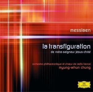 Messiaen: La Transfiguration album cover
