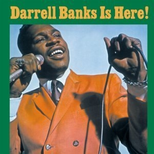 Darrell Banks Is Here album cover