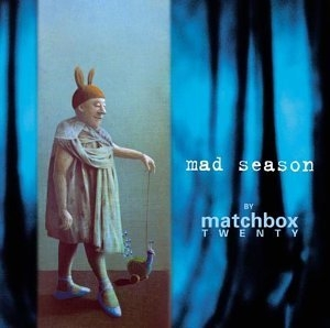 Mad Season album cover