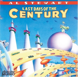Last Days Of The Century album cover