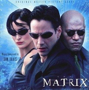 The Matrix: Original Motion Picture Score album cover