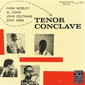 Tenor Conclave album cover