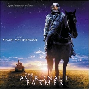 The Astronaut Farmer: Original Motion Picture Soundtrack album cover