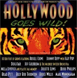 Hollywood Goes Wild! album cover