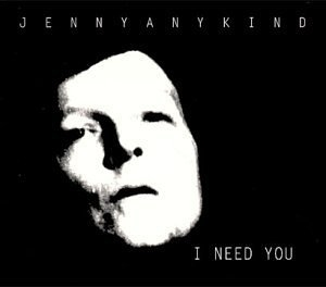 I Need You album cover