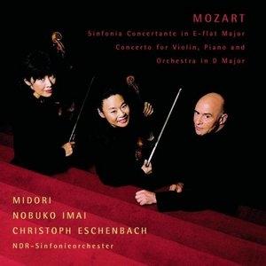 Mozart: Sinfonia Concertante, Concerto album cover