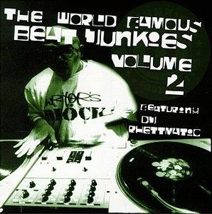 The World Famous Beat Junkies, Vol. 2 album cover