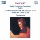 Mozart: Complete String Q... album cover