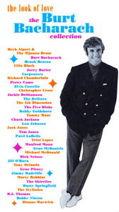 The Look Of Love: The Burt Bacharach Collection (75th Birthday Edition) album cover