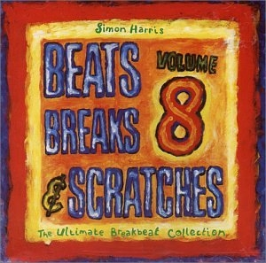 Beats Breaks & Scratches, Vol. 8 album cover