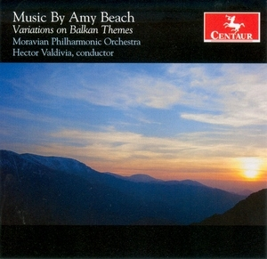 Music By Amy Beach album cover