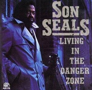 Living In The Danger Zone album cover