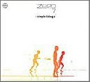 Simple Things (UK) album cover