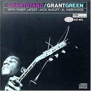 Grantstand album cover