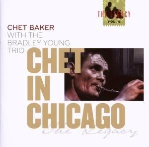 Chet In Chicago album cover