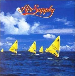 Air Supply  (JAP) album cover