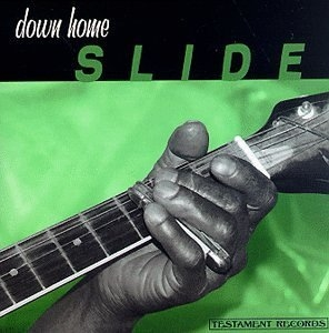Down Home Slide album cover