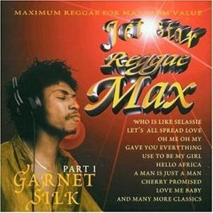 Reggae Max (Jet Star) album cover