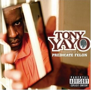 Thoughts Of A Predicate Felon album cover