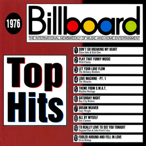 Billboard Top Hits: 1976 album cover