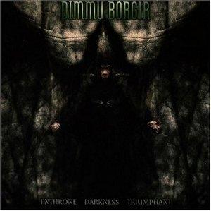 Enthrone Darkness Triumphant album cover