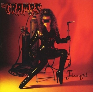 Flamejob album cover