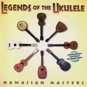 Legends Of The Ukulele album cover