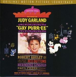 Gay Purr-Ee (1962 Movie Soundtrack) album cover