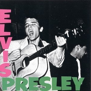 Elvis Presley (1956) album cover