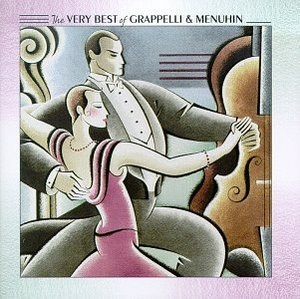 The Very Best Of Grappelli And Menuhin album cover