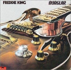 Burglar album cover